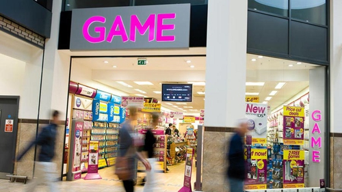 Game says stores will stay open despite administrration move