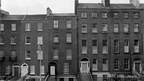 Dublin Georgian houses © RTÉ Stills Library 2106-029