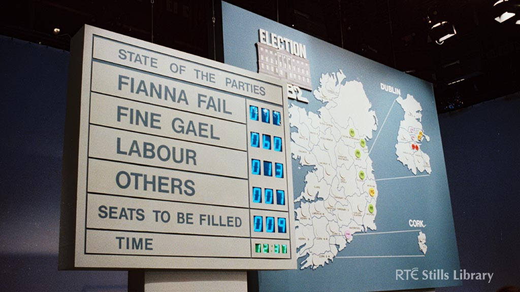 General Election February 1982