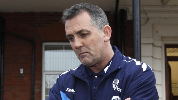 Owen Coyle admits that Bolton may have trouble focussing on their weekend game