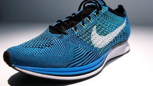 Nike is one brand to benefit from higher sales of runners