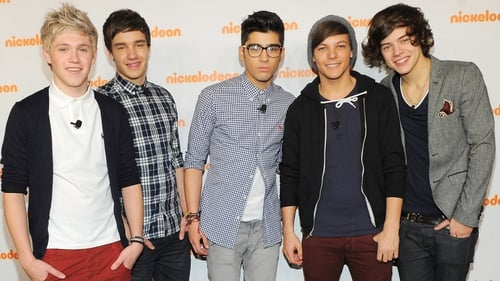 One Direction members each made £5m last year