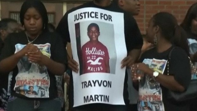 Trayvon Martin was shot dead in Sanford in Florida
