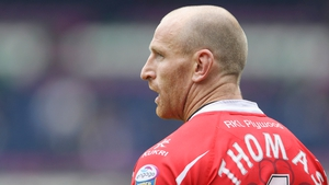 """Gareth Thomas: """"How can you have all of these organisations who run a multi-billions-pound game not realise that within a Football Offences Act, times have changed and maybe they should be amended."""""""