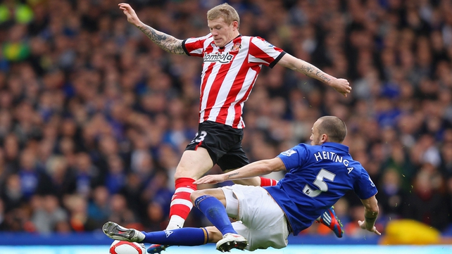 James McClean has committed his future to Sunderland