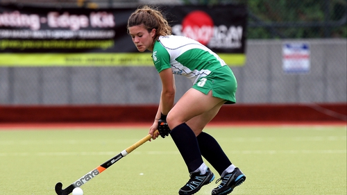 Michelle Harvey equalised for Ireland