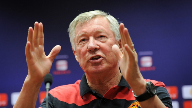 "Ferguson: ""There's no getting rid of me"""
