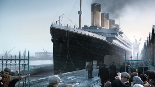 The Titanic sails into the Bord Gáis Energy Theatre this May
