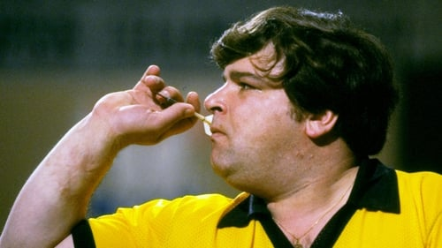 Jocky Wilson was twice world champion, beating John Lowe in 1982 and Eric Bristow in 1989