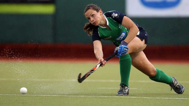 Cliodhna Sargent scored Ireland's second goal