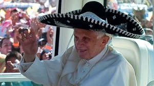 La Stampa reported that the Pope hit his head and bled during his Mexico trip