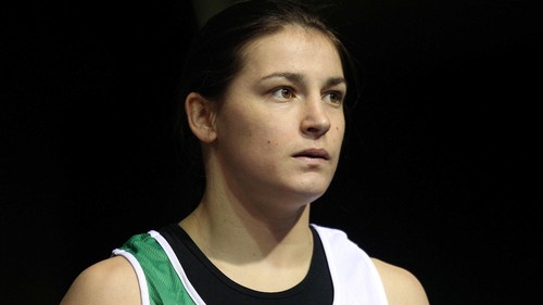 Katie Taylor beat Jessica Belder for the second time in three days