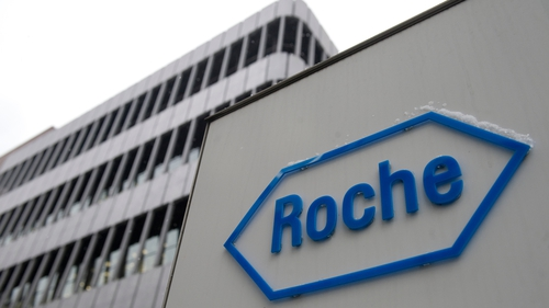 Demand growing for Roche's cancer drugs and diagnostic tests