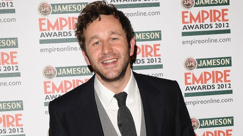 Chris O'Dowd: 'never been lavished with female attention'