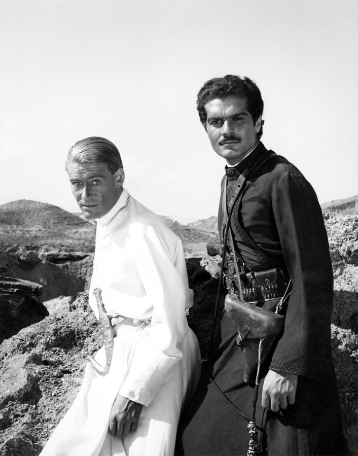 The 50th Anniversary of the movie 'Lawrence of Arabia'