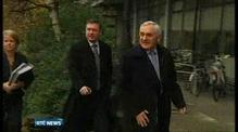 Fianna Fáil confirms receipt of Ahern resignation letter