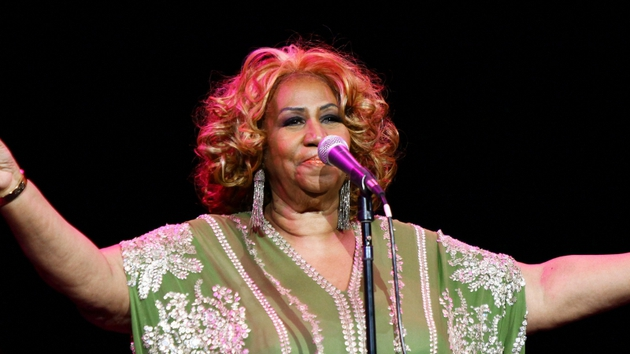 The Queen of soul plots her comeback
