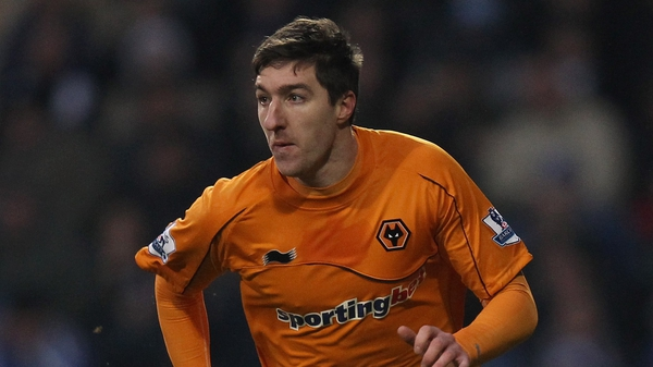 Stephen Ward has defended manager Terry Connor