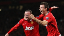 Manchester United's Johnny Evans tells RTÉ's Peter Collins that the 5-0 win reflected their performance