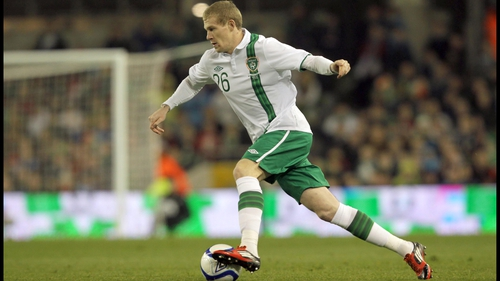James McClean has taken the Barclays Premier League by storm and should have a place in the Ireland team at Euro 2012, says Alan Cawley