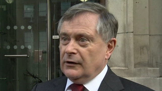 Brendan Howlin made comments on tribunal findings