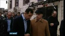 Syria accepts Annan's peace plan