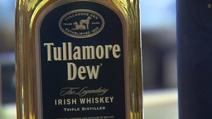 Tullamore Dew claims to be the second most popular Irish whiskey brand in the world