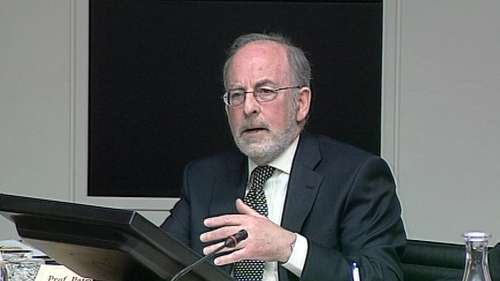 Patrick Honohan made the comments in a speech to the Irish Economic Association