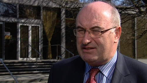 Phil Hogan said a local property tax would be collected by Revenue