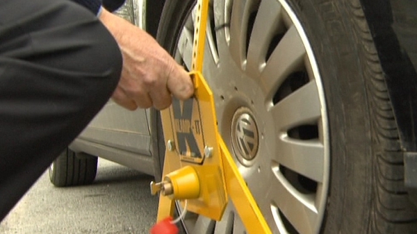 Dublin City Council collected €4.3m from clamping last year