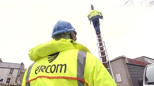 The CWU represents workers at companies including Eircom and An Post