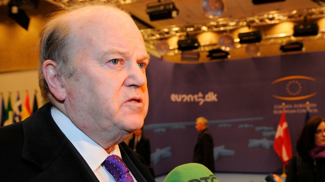Michael Noonan says most interesting part of latest review will focus on 'looking forward''