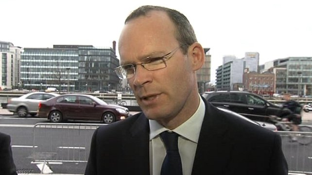 Minister for Agriculture Simon Coveney said recent trends show that 2012 could be very challenging