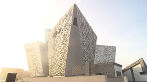 The six-storey centre tells the story of the Titanic through nine galleries