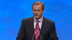 Enda Kenny urged a Yes vote in May