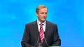 An Taoiseach & John Downing: Comhfhreagraí polaitiúil an Irish Independent.