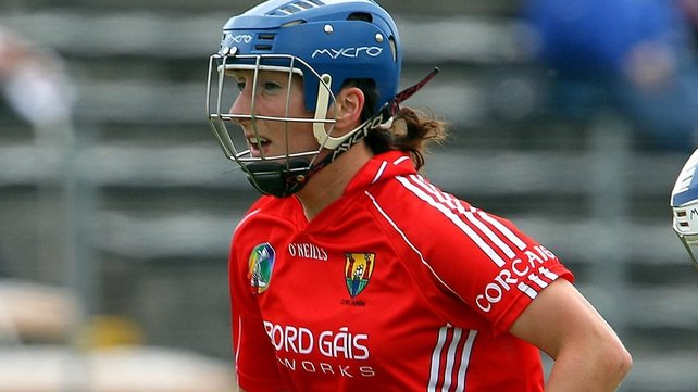 Jennifer O'Leary was among the goalscorers for Cork