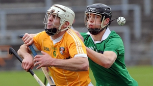 Limerick's win over Antrim seals a place in the Allianz Hurling League 1B decider against Clare