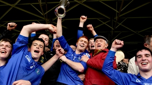 And the ecstasy of the winners - Nenagh CBS