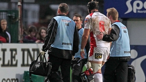 Stephen Ferris is now a major doubt ahead of Ulster's clash with Munster