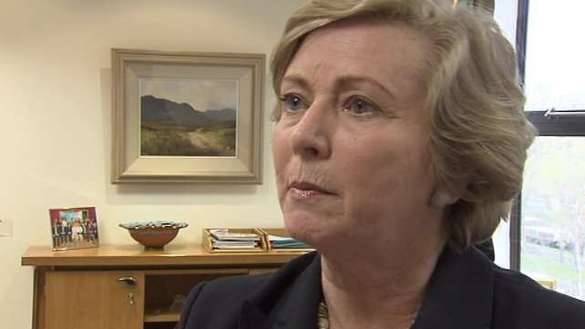 Frances Fitzgerald said the new agency should take over from the HSE this year