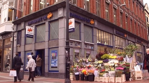 Permanent TSB's review could impact 2,000 of its customers