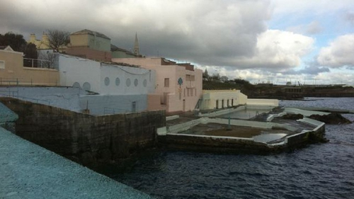 The baths closed in 1997 and have been derelict for many years