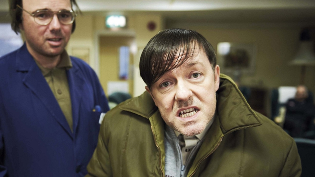 Ricky Gervais returns as the eponymous helper at a nursing home in Channel 4's Derek