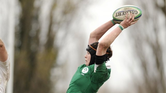 Reilly soars in the lineout