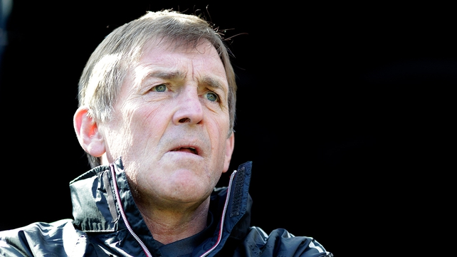 Kenny Dalglish has not ruled out Manchester United getting into the top four