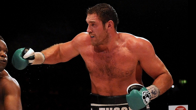 "Tyson Fury: ""The Irish fans are just fantastic, I really feel at home there"""