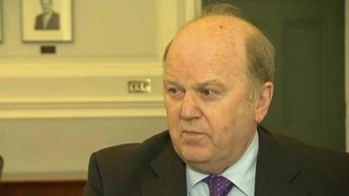 Michael Noonan said he tried to accommodate requests for meetings from TDs from all parties