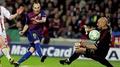 Iniesta, Messi and Ronaldo nominated