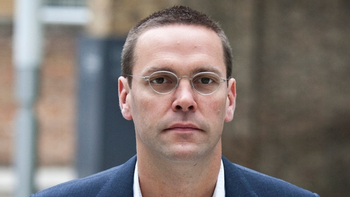 James Murdoch stepped down with immediate effect
